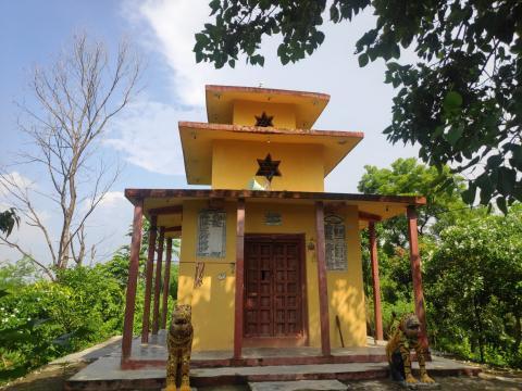 दिल भगवती मन्दिर