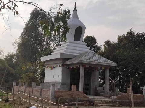 दमौलीमा अवस्थित गुम्वा