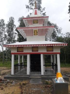 शिब मन्दिर दमौली