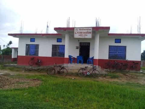 वडा कार्यालय भवन